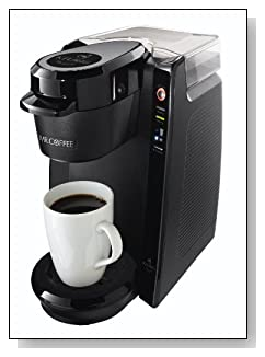 Mr. Coffee BVMC-KG5-001 Single Serve Coffee Brewer Powered by Keurig Brewing Technology