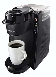 Mr. Coffee Single Serve Coffee Brewer BVMC-KG5-001, 24-Ounce, Black