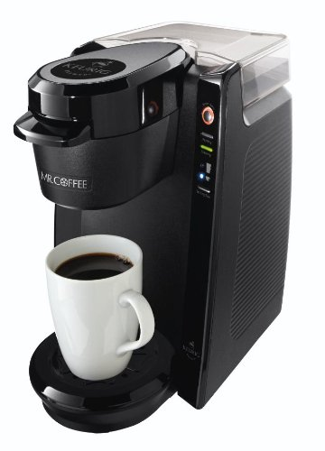 Best Review Of Mr. Coffee BVMC-KG5-001 Single Serve Coffee Brewer Powered by Keurig Brewing Technolo...