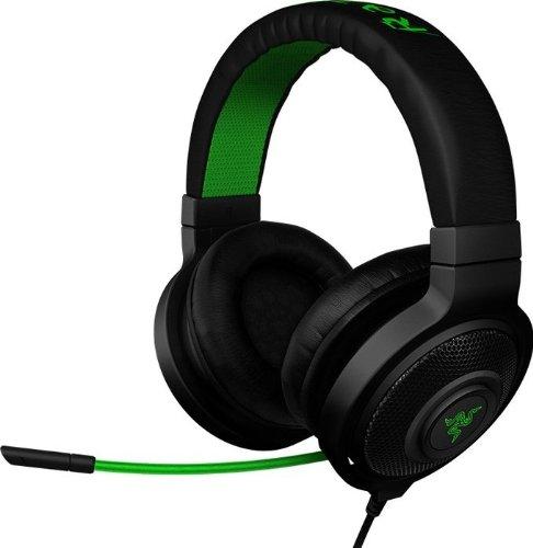 Razer Kraken Pro Over Ear Pc And Music Headset - Black