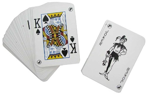 Pkg (3) Certified, Recycled Playing Cards From Famous Casinos