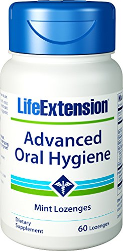 Life Extension Advanced Oral Hygiene, 60 mint lozenges