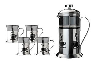 BergHOFF 5-Piece Coffee Press Set