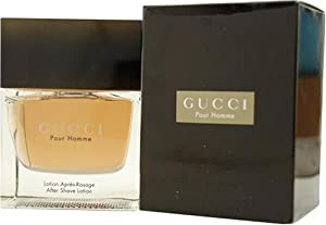Gucci Pour Homme By Gucci For Men, Aftershave, 3.4-Ounce Bottle