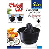 MAGGI - COCONUT SCRAPPER /CITRUS JUICER ATTACHMENT FOR *MIXERS(suitable for selected brands,refer to description...