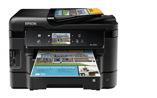Epson WorkForce WF-3540 Wireless