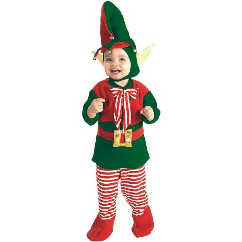 Elf Costume - Toddler