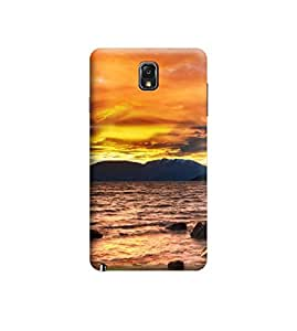 TransMute Premium Printed Back Case Cover With Full protection For Samsung Note 3 (Designer Case)