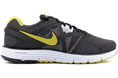 Nike LunarGlide+ 3 Running Shoes - 7 - Black