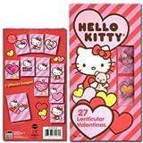 Sanrio Hello Kitty 27 Hologram Lenticular Valentines Day Cards