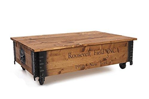 75752 Couchtisch Roosevelt Field Holz