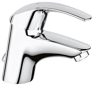 GROHE Mitigeur lavabo Eurosmart 33284001 (Import Allemagne)