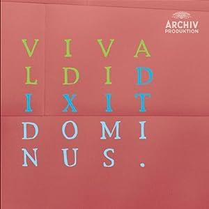 Vivaldi: Dixit Dominus from Decca (UMO)