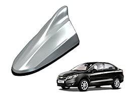 Kozdiko Premium Quality Silver Shark Fin Antenna For Chevrolet Sail
