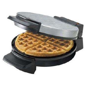 Nonstick Belgian Waffle Maker