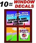 Inkjet Printable Window & Glass Clear...