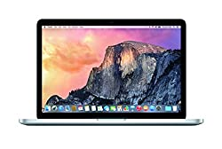 Apple MacBook Pro MF839B/A 13-Inch with Retina Display (Intel Core i5 2.7 GHz, 8 GB RAM, 128 GB SSD, OS X Yosemite)