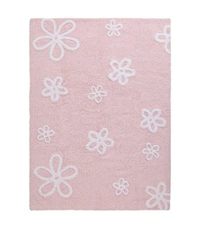 Happy Decor Kids Alfombra Rosa