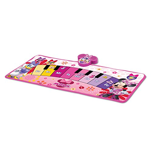 Minnie Piano Music Mat Toys Games Toys Electronic Toys