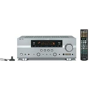 Yamaha rx v663bl 665 watt 7 2 channel home for Yamaha 7 2 receiver reviews