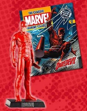 Classic Marvel Figurine Collection Magazine #13 Daredevil PDF