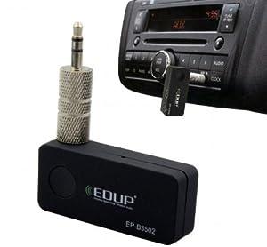 AD2P Coche Bluetooth sin hilos música receptor para iphone samsung galaxy S4 S3 S2 note 2 ipod mp3 mobile Stereo - Electrónica Revisión del cliente y más noticias
