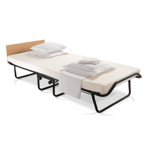 JAY BE Sensation Folding Bed with Memory Foam Mattress and