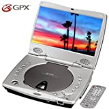 GPX Portable DVD Player - PDL804