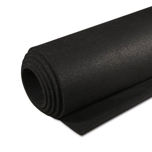 ProImpact XL Treadmill Mat, 40 x 96-Inch, Black