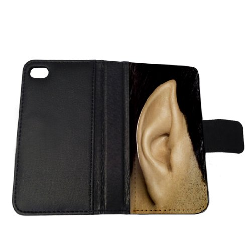 Spock Ear iPhone 4/4S Wallet Case