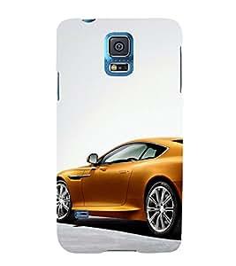 Wonderful Car 3D Hard Polycarbonate Designer Back Case Cover for Samsung Galaxy S5 Mini :: Samsung Galaxy S5 Mini G800F