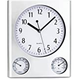Finelife Weather Station Wall Clock Trade Show Giveaway