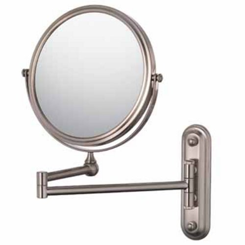 Kimball And Young 20644 Pivot Arm Wall Mirror, Chrome front-834842