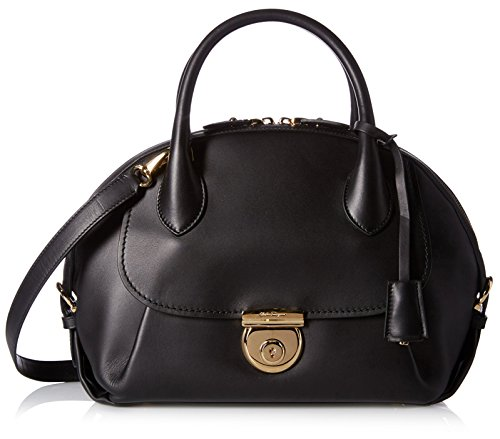 Salvatore-Ferragamo-Womens-Medium-Fiamma-Satchel-Nero