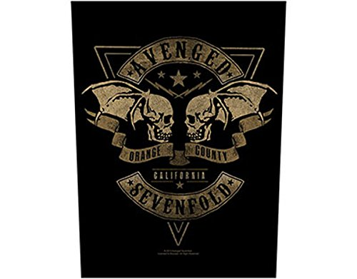 Avenged Sevenfold - Orange County - Grande Toppa/Patch