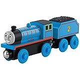 Fisher-Price Thomas the Train Wooden Railway Edward The Blue Engine