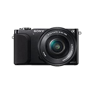 Sony NEX-3NL/B 16.1-Megapixel Digital Camera | Black