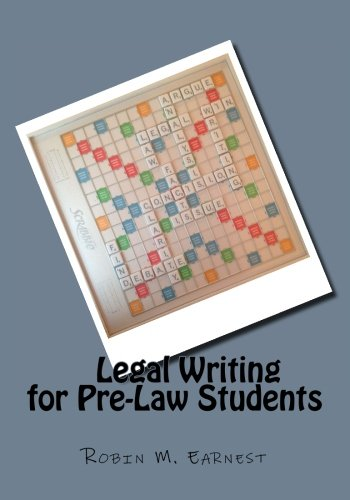 Legal Writing for Pre-Law Students PDF