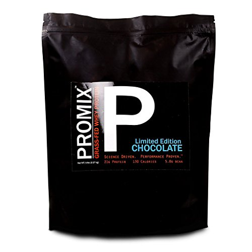 ProMix - 100% Grass-Fed Whey Protein Powder -CHOCOLATE- 5lb Bulk