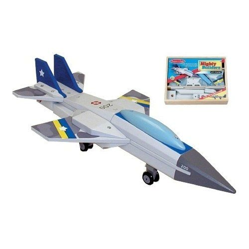 Mighty Builders Jet Plane, by Melissa & Doug - Buy Mighty Builders Jet Plane, by Melissa & Doug - Purchase Mighty Builders Jet Plane, by Melissa & Doug (Melissa & Doug, Toys & Games,Categories)