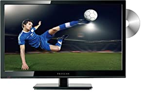 Proscan 22-Inch LED HDTV with Built-In DVD Player