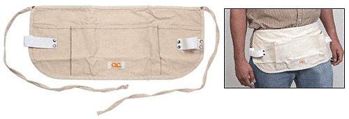 CRL 5-Pocket Waist Apron