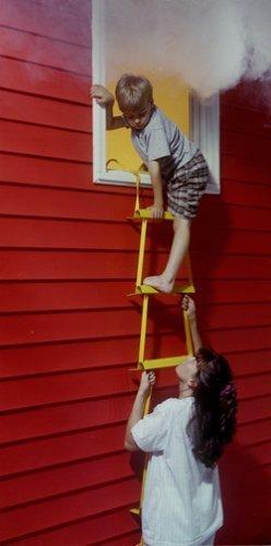 X It 2 Story 13 Emergency Fire Escape Ladder Hardware