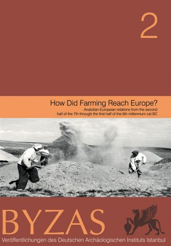 How Did Farming Reach Europe? (Byzas)