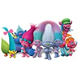 Trolls Animation 4K Movie ON FINE ART PAPER HD QUALITY WALLPAPER POSTER
