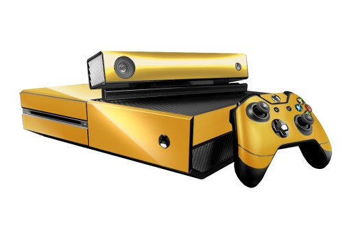 xbox one gold skin - photo #5