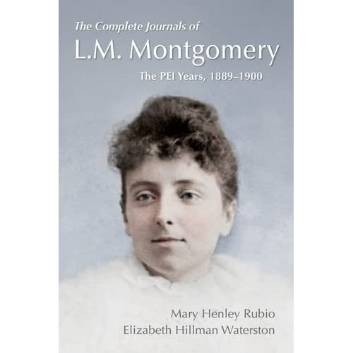 The Complete Journals of L.M. Montgomery 41zTPGy5XXL._SS500_
