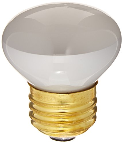 25 Watt - R14 Short Neck - Reflector Flood - 120 Volt - Medium/Standard Base - Incandescent Light Bulb - Bulbrite200025 (Type R14 compare prices)