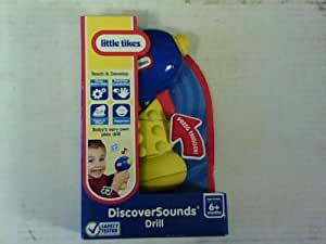 Little Tikes Discover Sounds Drill Baby Musical Toys Baby