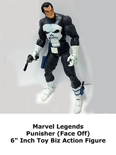 Review: Marvel Legends Punisher (Face Off) 6